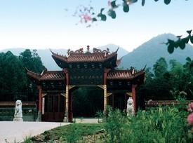 太湖山国家森林公园