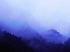 洞宫山风景名胜区