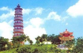 铜岭榴花塔