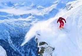 滑雪温泉乐园