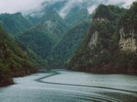天湖风景区