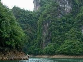 舞阳河风景区