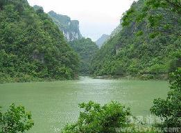 荔波漳江风景区