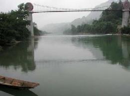 桥雅天池景区
