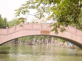 献县单桥石桥