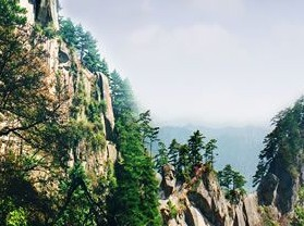 内乡宝天曼国家地质公园