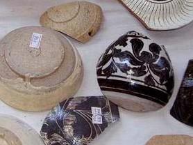 当阳峪瓷窑遗址
