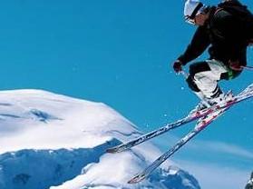 郑州桃花峪生态滑雪场