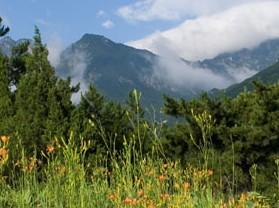 金刚台国家地质公园·汤泉池风景区