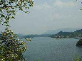 仙岛湖生态旅游风景区