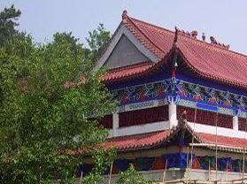 蔡山镇江心寺
