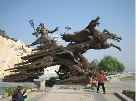 武汉大禹神话园