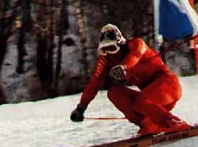 长白山高原冰雪运动训练基地