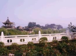 柳敬亭公园