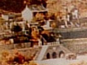 卧鹿山石庙
