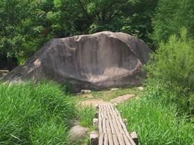 猴石风景区