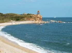 月牙湾海滨旅游区