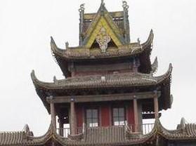 禹王庙铁塔