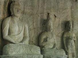 南涅水石刻造像馆