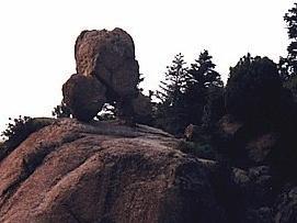 台骀庙与支锅奇石