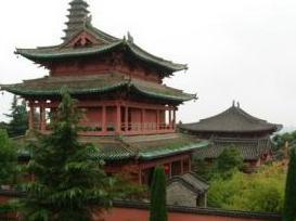 永济普救寺旅游区