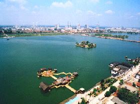 东昌湖风景名胜区