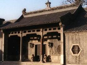 天津戏剧博物馆(广东会馆)
