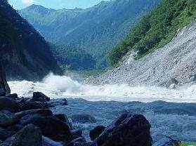帕隆藏布江
