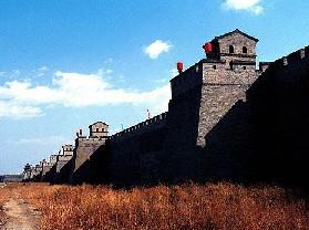 喀拉墩古城