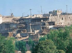 喀什高臺民居