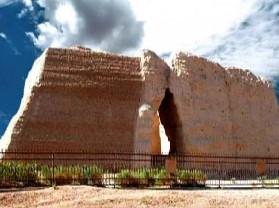 汉疏勒国―宋喀拉汗王朝王廷遗址