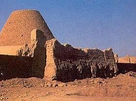 阿斯塔那古墓群