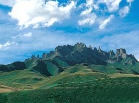 奎克乌苏石林