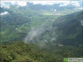 楚雄哀牢山自然保护区