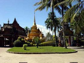 曼短佛寺旅游村