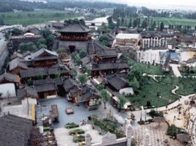宋城旅游景區