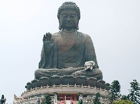 香港天坛大佛